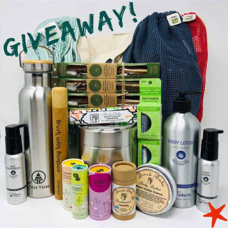 New Year, New Eco-Friendly You Giveaway!