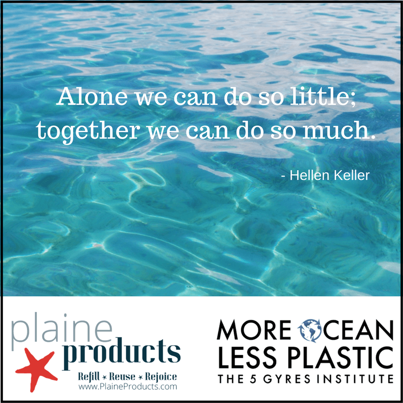 Our 5 Gyres Partnership: More Ocean, Less Plastic