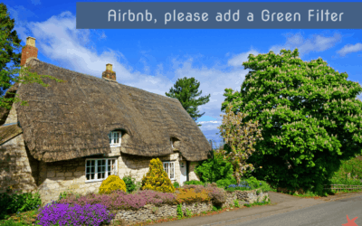 Airbnb Green Filter