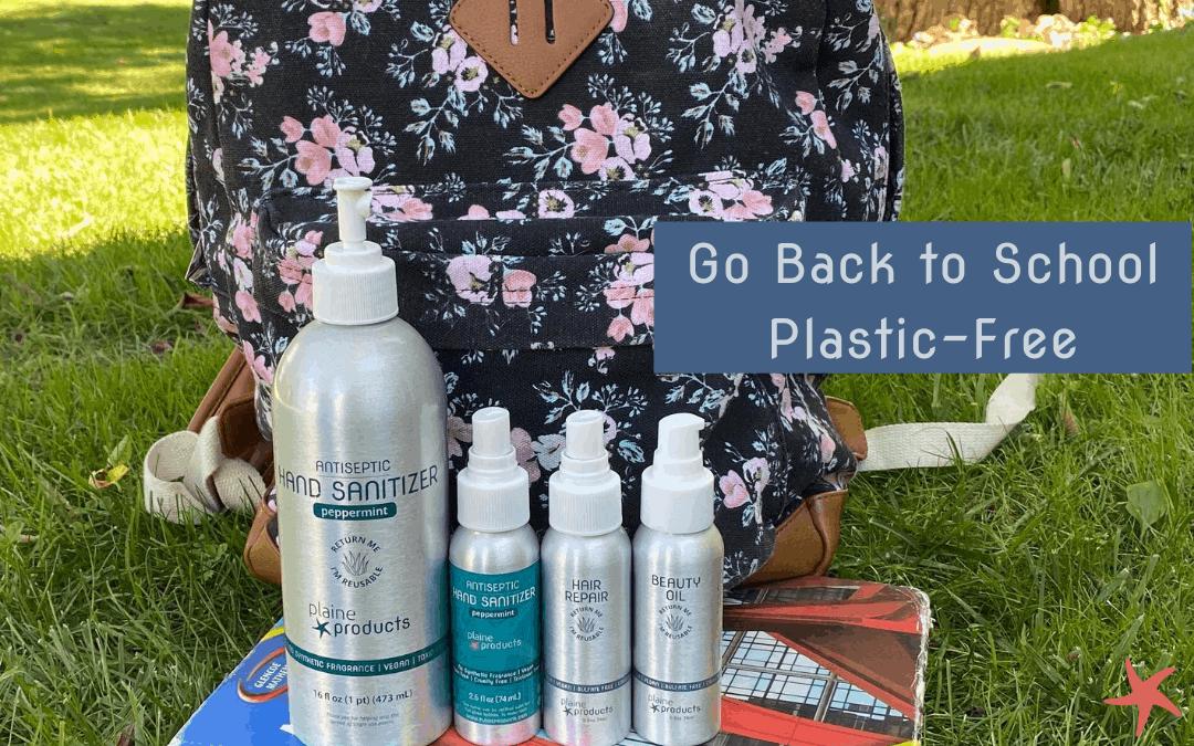 Go Back to School Plastic-Free