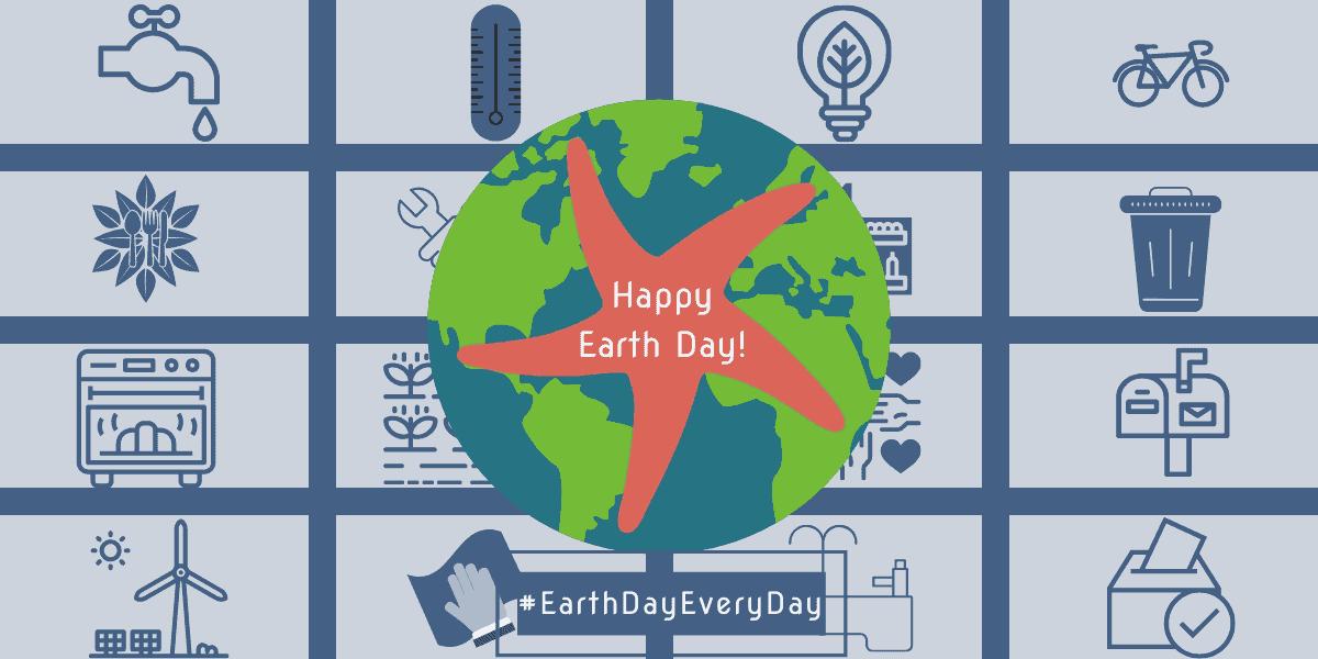 #EarthDayEveryDay
