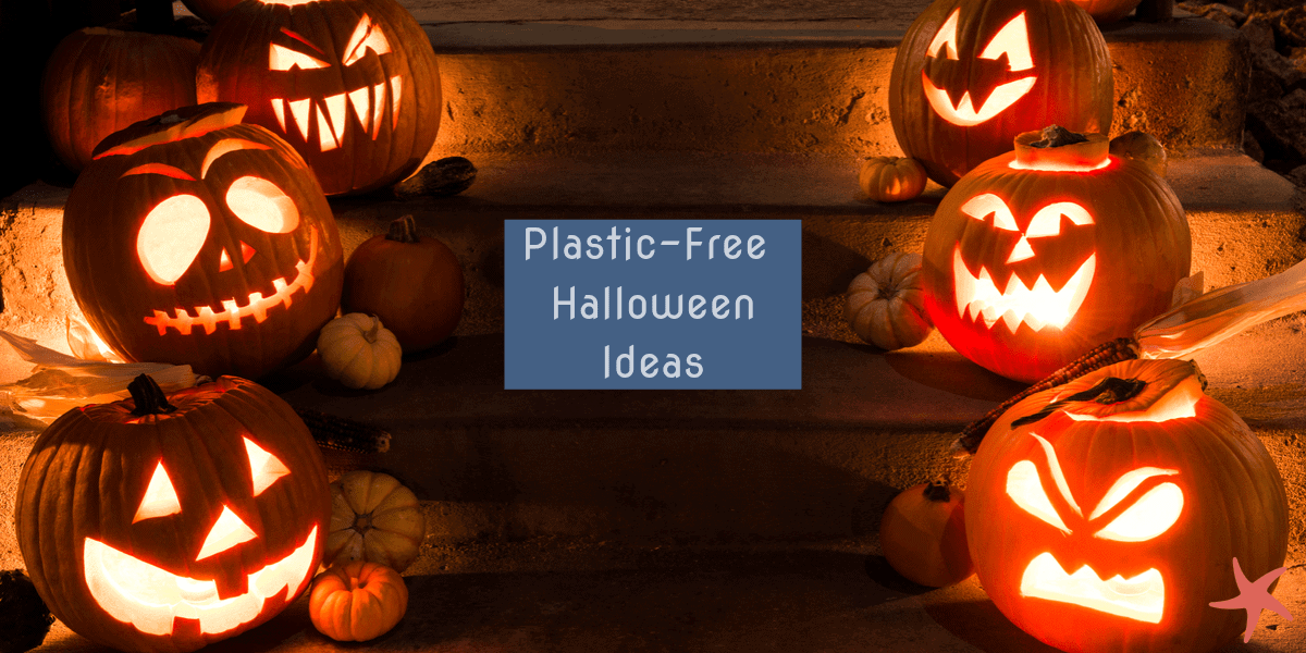 How to go Plastic-Free this Halloween
