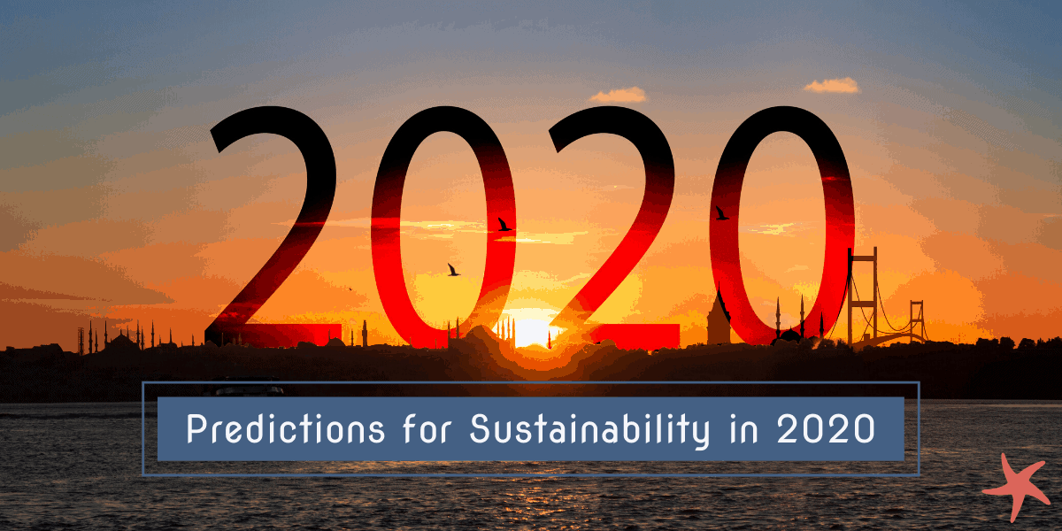 Predictions for Sustainability in 2020