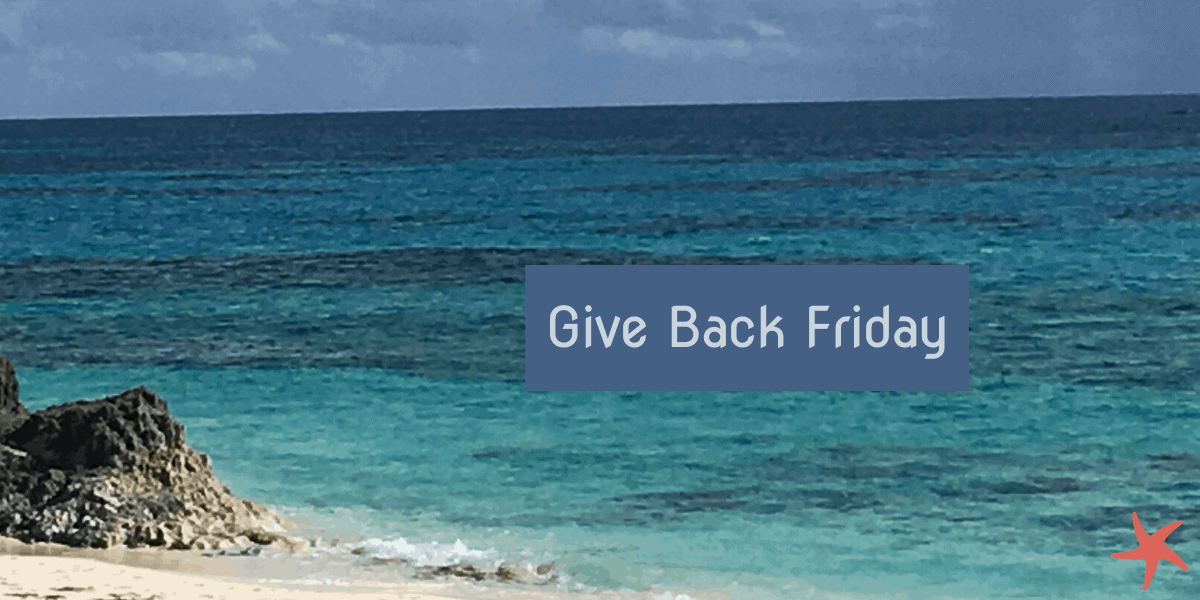 Give Back Friday instead of Black Friday