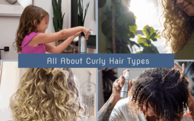 All About Curly Hair Types