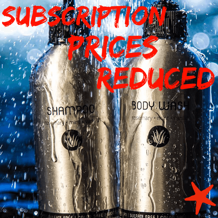 Sustainable Subscription: We've Lowered our Prices