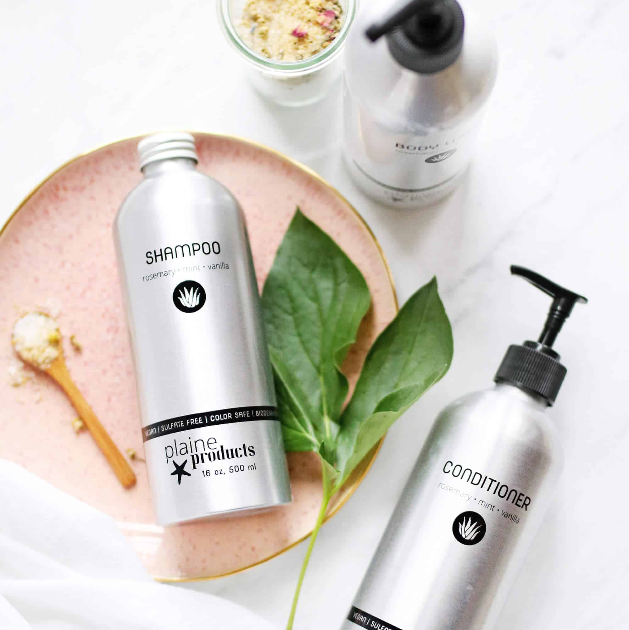 Chemical Free Products, Natural Ingredients