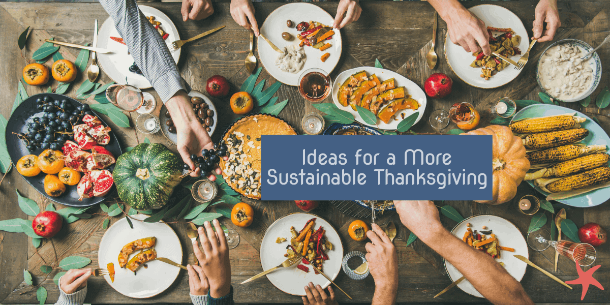 Ways To Go More Sustainable This Thanksgiving
