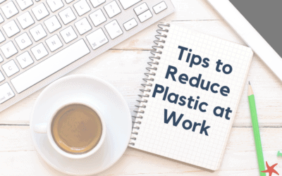Plastic Free July: How To Go Plastic-Free At Work