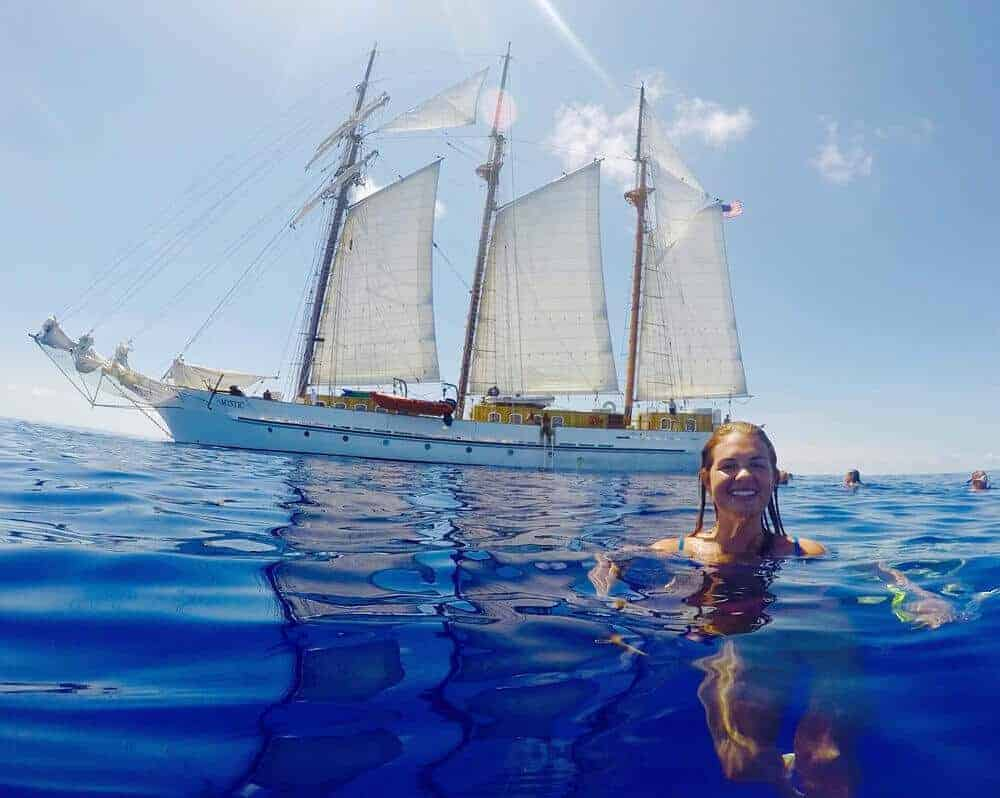 Sailing the Atlantic Searching for Oceanic Plastic