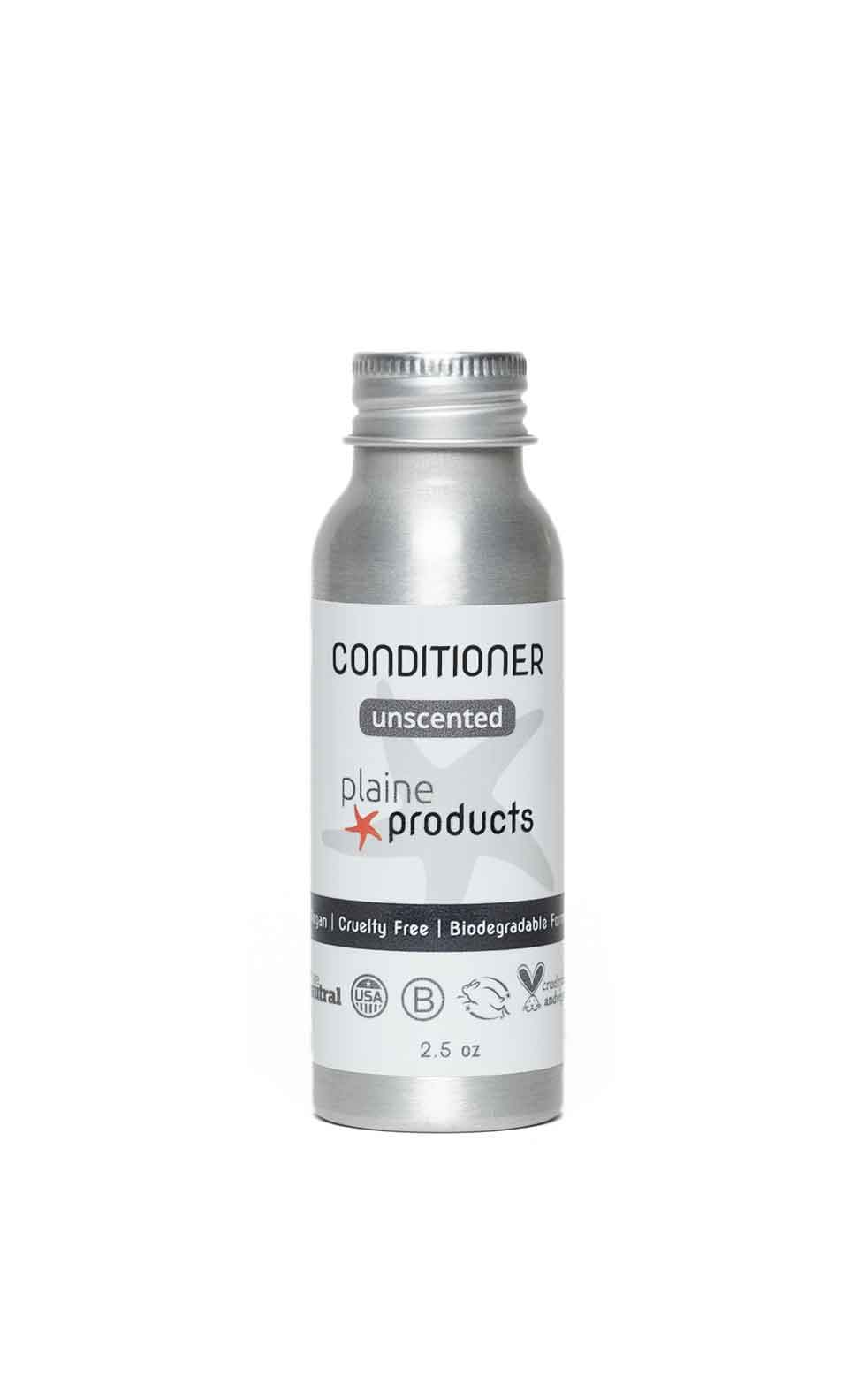 Travel Conditioner Unscented No pump