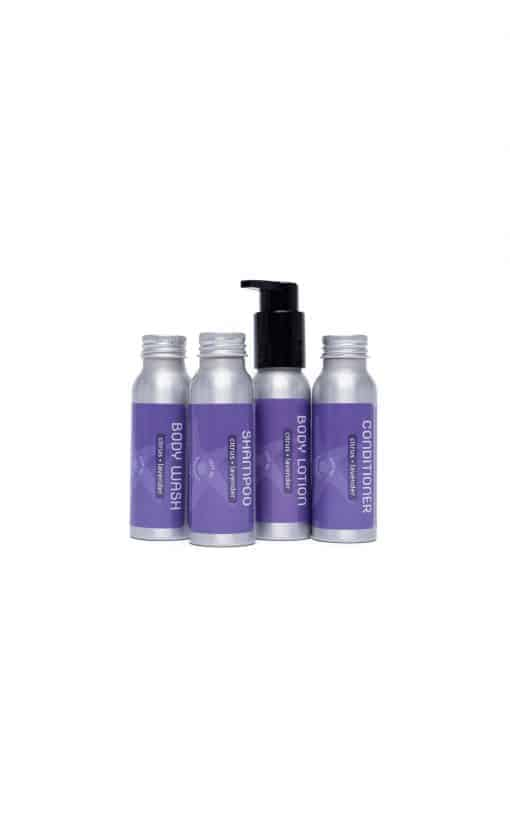 Travel Bundle - Citrus Lavender