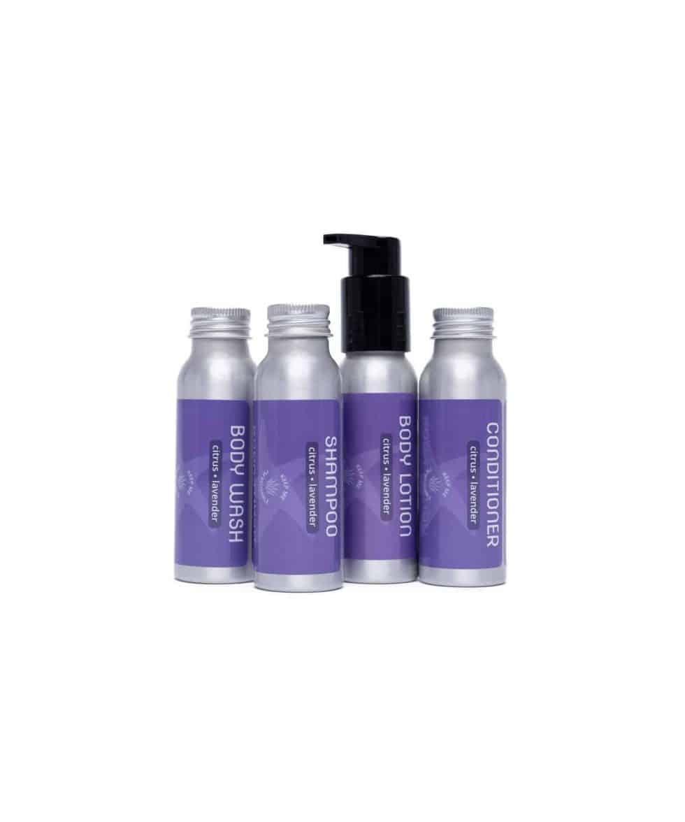 Travel Bundle - Citrus Lavender