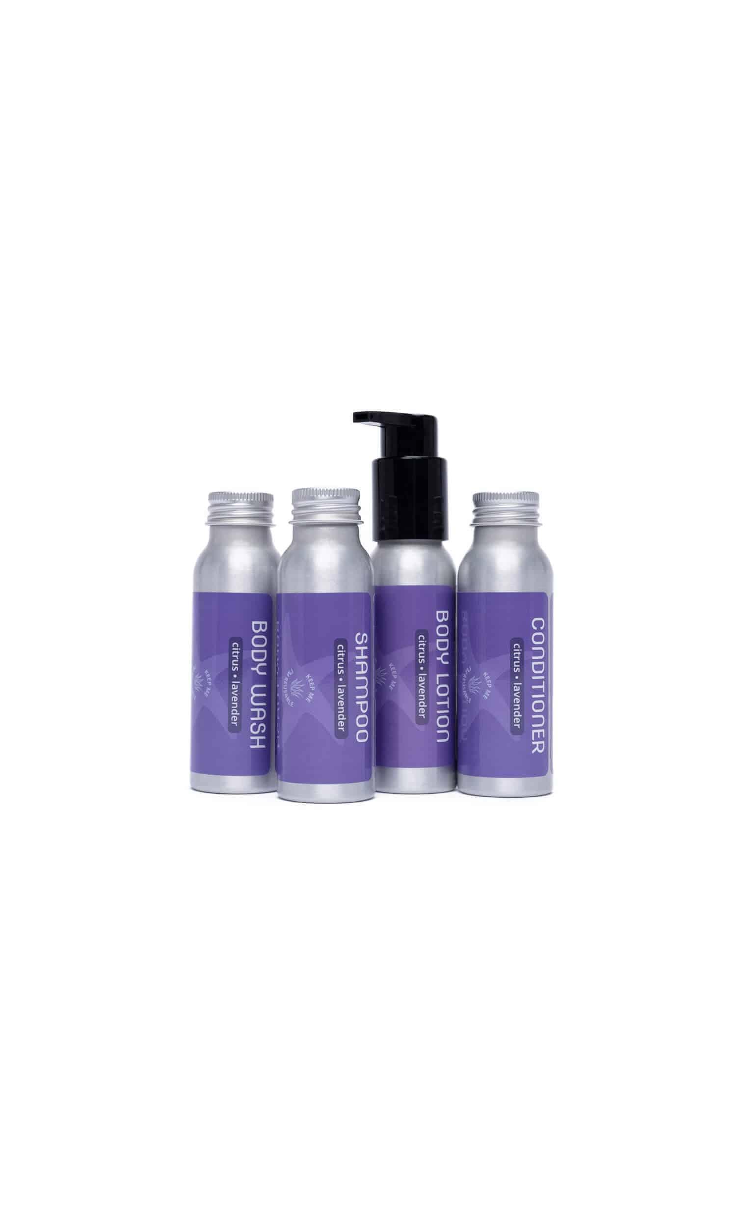 Travel Set – Citrus Lavender