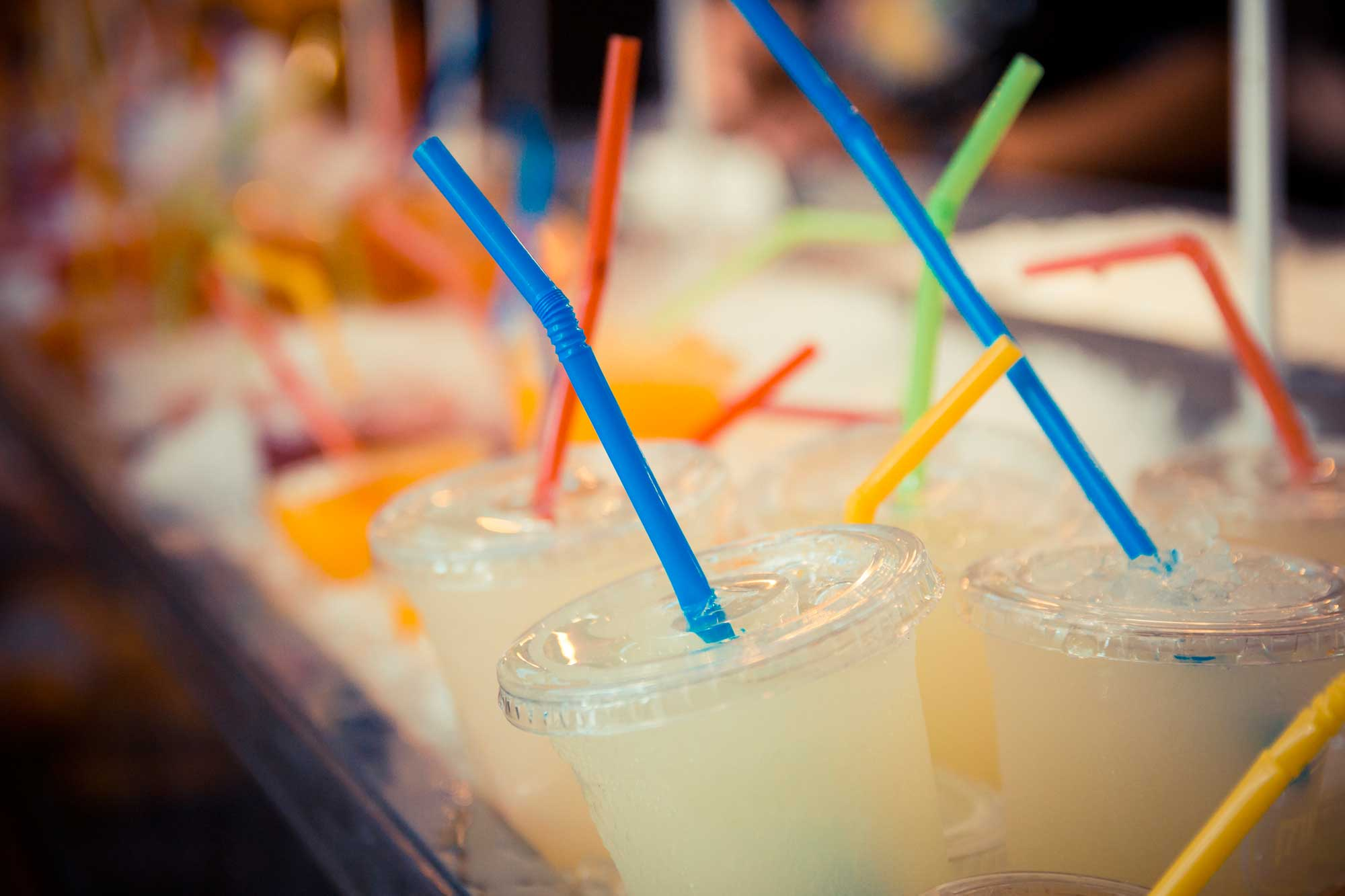 Stopping the Spread of Single Use Plastic Straws