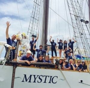 Mystic 5 gyre scientific expedition