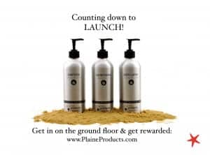 Plaine Products launch