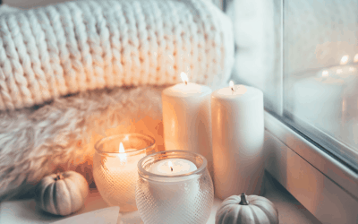 Prepping for a warm and cozy winter, sustainably
